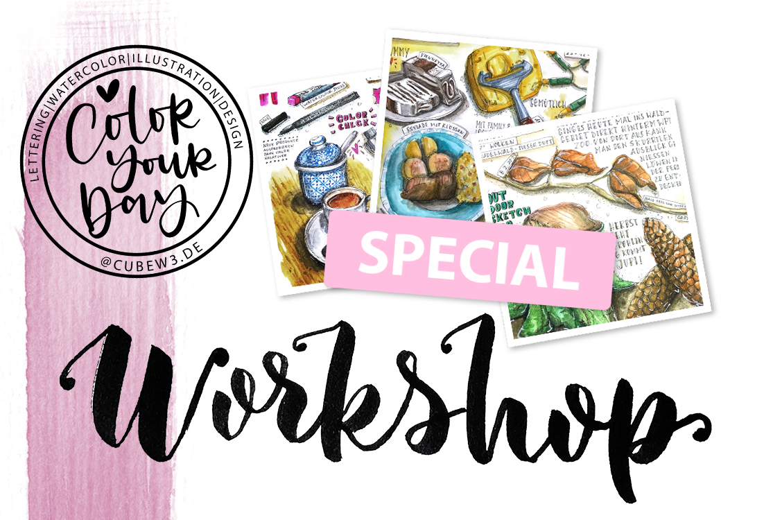 Workshop Color your Day SPECIAL
